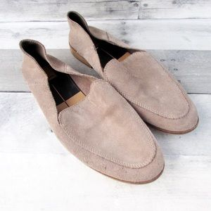 Dolce Vita | Taupe Suede Perrie Taupe 9